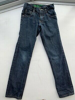 Next Boys Skinny Fit With Stretch Jeans Age 10 Barely Worn