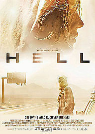 Hell [DVD], New, DVD, FREE & FAST Delivery