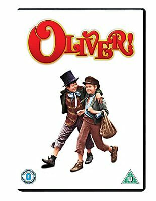 Oliver! [DVD] [1968], New, DVD, FREE & FAST Delivery