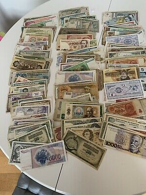 305+ Banknotes From All Around The World