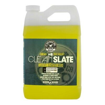 Chemical Guys Clean Slate Wax-Stripping Wash 1 Gallon