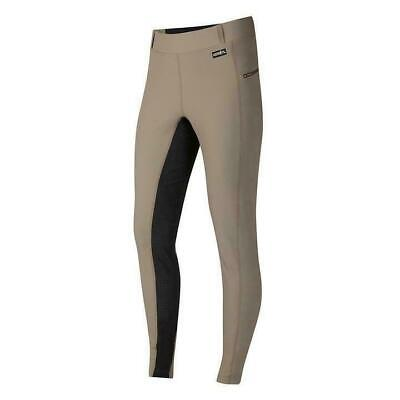 Kerrits Equestrian Mobility Riding Riding Breeches with Full Leg Cross Grip