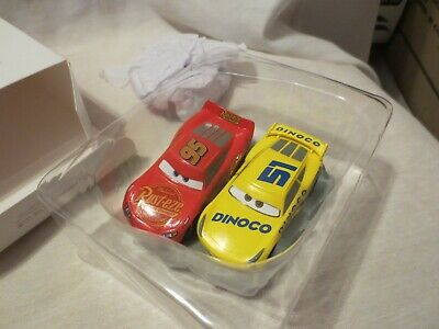 Lightning McQueen and Cruz Ramirez Disney Pixar 2018 Hallmark Ornament