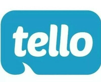 Tello $10 just use it NO CHARGE  BILL CREDIT PROMO CODE COUPON REFERRAL P3XGS2SX