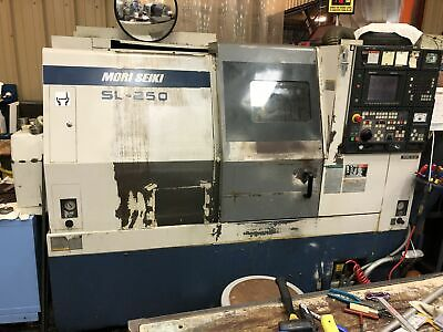 1999 Mori Seiki SL 250BMC/500 Mill/Turning Center (#3453)