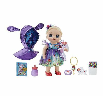 Baby Alive Once Upon a Baby Forest Tales Forest Emma Blonde Straight Hair