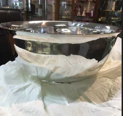 """Paul Revere Silver Plated Bowl 14"""""""