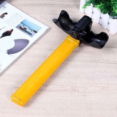 Universal Rotary Steering Wheel Lock Anti-Theft Security Top Mount for SUV Truck