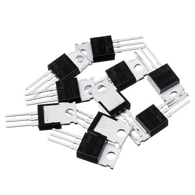 30Pcs IRF3205 IRF3205PBF MOSFET MOSFT 55V 98A 8mOhm 97.3nC TO-220 Transistor
