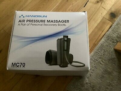Hangsun air pressure massager recovery boots MC70