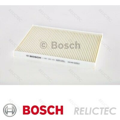 Renault Laguna MK2 1.8 16V Genuine Borg /& Beck Cabin Pollen Interior Air Filter