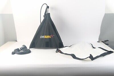 Lowell LC-55EX Rifa Exchange 55 Soft Light System- Fair Condition