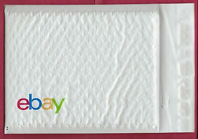 "Lot of 25 Ebay Branded Padded Airjacket Mailers 6.5"" x 8.75"""