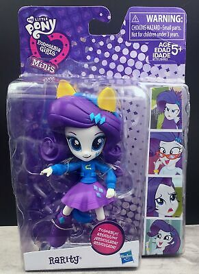 My Little Pony Equestria Girls Minis Rarity New In Package