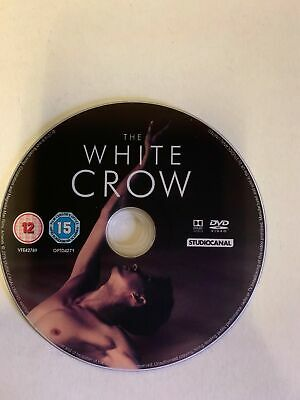 The White Crow [2019][DVD Disc Only]