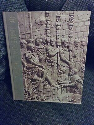 Great Ages Of Man; Imperial Rome Time-Life Books By Moses Hadas 1965 Hardcover