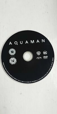 Aquaman [2019][DVD Disc Only]