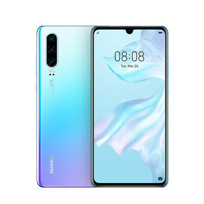 Huawei P30 ELE-L29 Dual 8GB RAM 128GB Breathing Crystal genuine