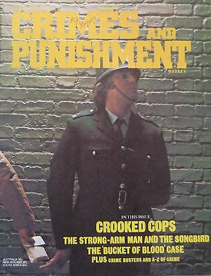 Crimes and Punishment magazine Issue 16 - Crooked Cops