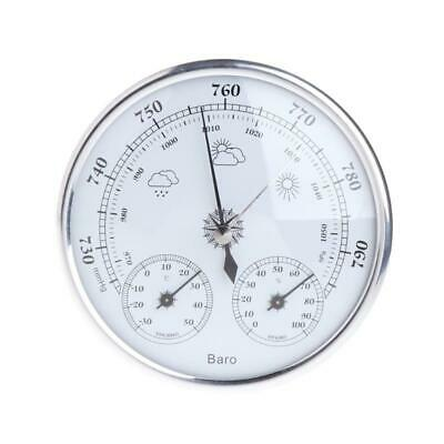 Household Weather Station Barometer Thermometer Hygrometer Wall Hanging Hot