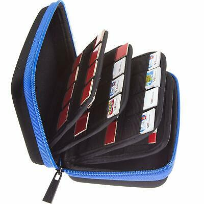 68 Game Card Storage Holder Case for 3DS, 2DS, DS and Nintendo Switch or PS Vita