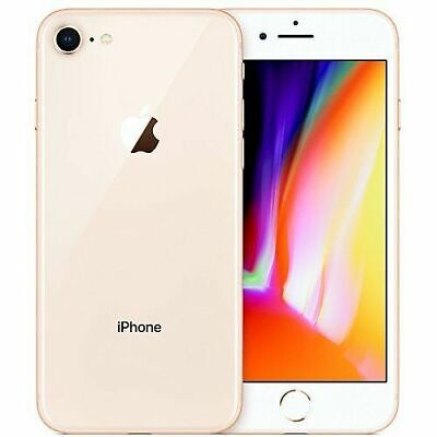 Apple iPhone 8 128GB ITALIA GOLD Originale 4G LTE NUOVO Smartphone 4K Oro