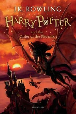 Harry Potter and the Order of the Phoenix: 5/7 (Harry Potter 5), Rowling, J.K.,