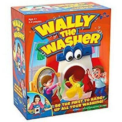 New Official Drumond Park Wally The Washer Action Family Game