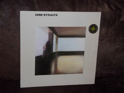 Vinyl-LP: DIRE STRAITS - Same (first,self titled 1978) [incl. Sultans Of Swing]