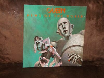 LP: QUEEN - News Of The World (1977) [We Will Rock You, We Are The Champions]