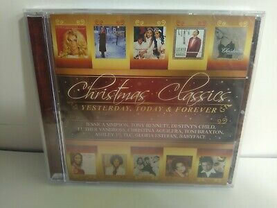 Christmas Classics Yesterday, Today & Forever Various Artists CD Brand New