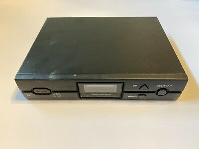 Audio Technica ATW-R2100 UHF Synthesized Diversity WIFI 655-680Mhz RECEIVER ONLY