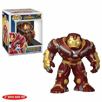 "Funko Pop Marvel: Avengers Infinity War-Hulkbuster 6"" Collectible Figure, Multic"