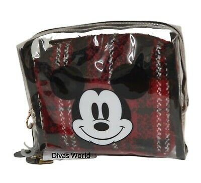 DISNEY MICKEY MOUSE Ice Cream Sprinkle Glitter Coin Purse Primark