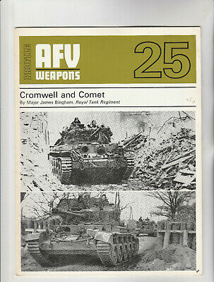 AFV WEAPONS Magazine Issue 25 - Cromwell And Comet