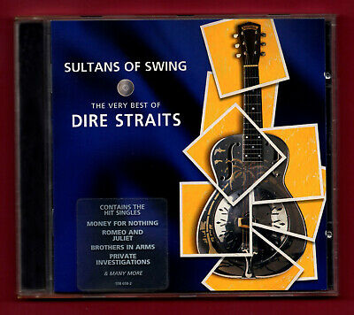 DIRE STRAITS - Sultans Of Swing (Very Best Of) (1998 16 trk HDCD) Mark Knopfler