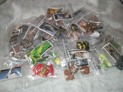 Yowies Series 1 Full Set Of 50,  All Rare Early Yowies With Full Papers
