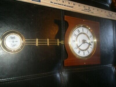 Japan Clock Face and Quartz Movement -- Parts