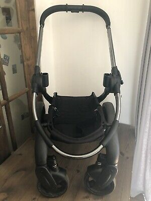 iCandy Peach 3 Space Grey Chassis With Wheels And Shopping Basket