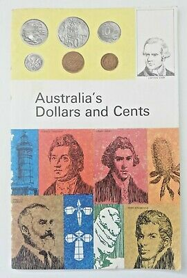 Australia's Dollars and Cents book by Reserve Bank of Australia 1968