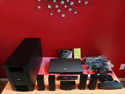 BOSE Lifestyle 535 Series III Home Entertainment System SoundTouch *Awesome*