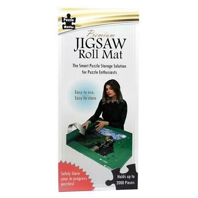 Premium Jigsaw Roll Mat - Puzzle Master Free Shipping!