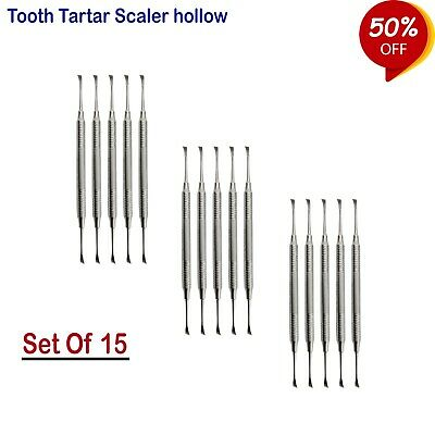 Tooth Stains Tools Dental Scaler Tartar Calculus Plaque Remover
