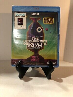 The Hitchhiker's Guide to the Galaxy (Special Edition) [New Blu-ray] Anniversa