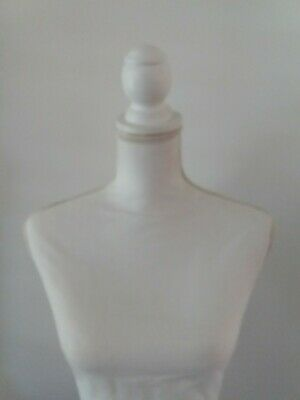 M-Size Female Mannequin Half Model Dressmaker Clothes Display x 4 available