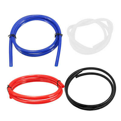 1m Smooth Petrol Oil Fuel Line Modified Tube Soft Pipeline Hose Gas Pipe New