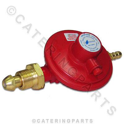 R700EKIT SCREW ON PROPANE GAS CYLINDER / LPG BOTTLE REGULATOR POL 37mbar 700E