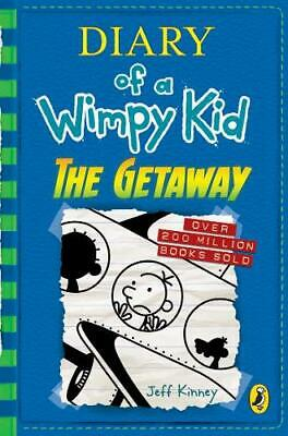 Diary of a Wimpy Kid: The Getaway (Book 12), Kinney, Jeff, New,