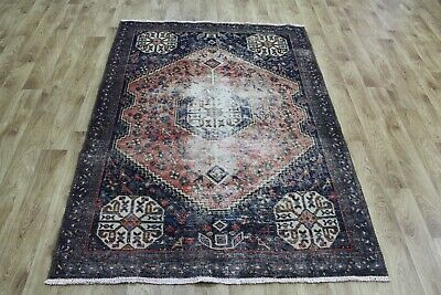 Antique South West Persian Shiraz Rug Circa 1900