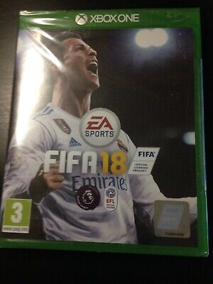 FIFA 18 (Xbox One) Brand New Sealed PAL